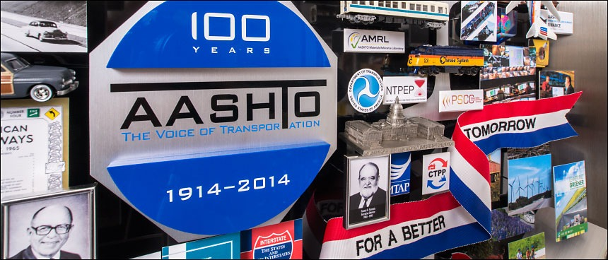 AASHTO Logo - For A Better Tomorrow