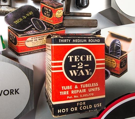 Tech-2-Way-Tire-Repair-Box
