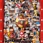 Chicago Bulls Collage | One of a Kind Art