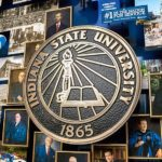 Indiana State Seal | One of a Kind Art