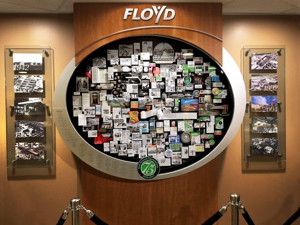 Floyd 75th Anniversary | One of a Kind Art