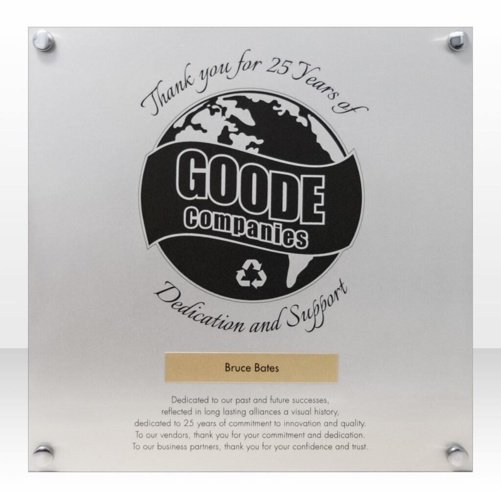 Goode Award | One of a Kind Art