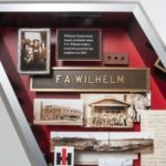 Wilhelm Construction 90th | One of a Kind Art