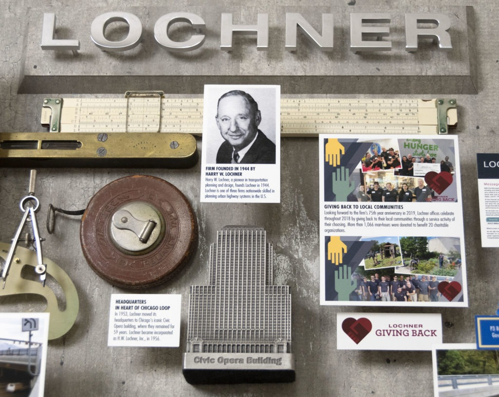 Lochner 75th Anniversary | One of a Kind Art